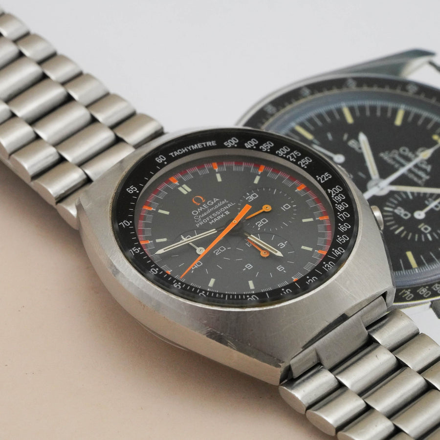 Watch - Omega Speedmaster Mark II 145.014 Racing Dial, 1937