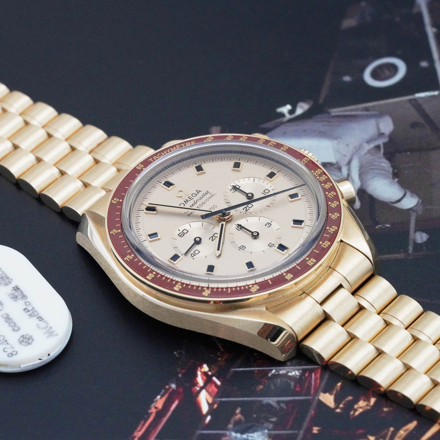 Watch - Omega Speedmaster Moonshine Apollo XI 50th Anniversary 310.60.42.50.99.001