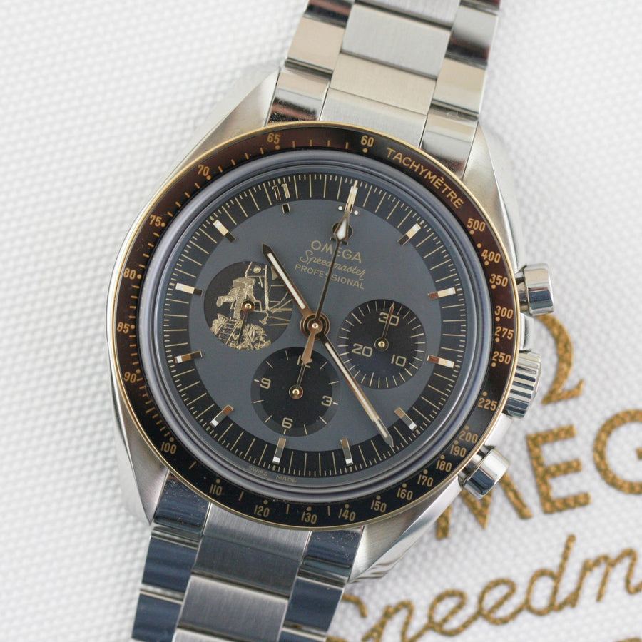 Omega Speedmaster Professional Moonwatch Apollo 11 50th Anniversary - Subdial