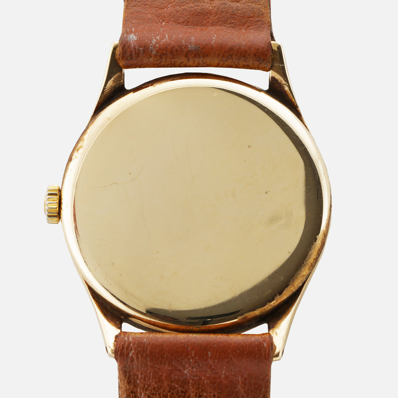 Watch - Omega Vintage 9ct Gold