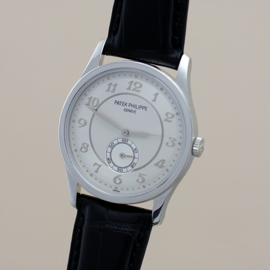 Watch - Patek Philippe 5196P Platinum Calatrava