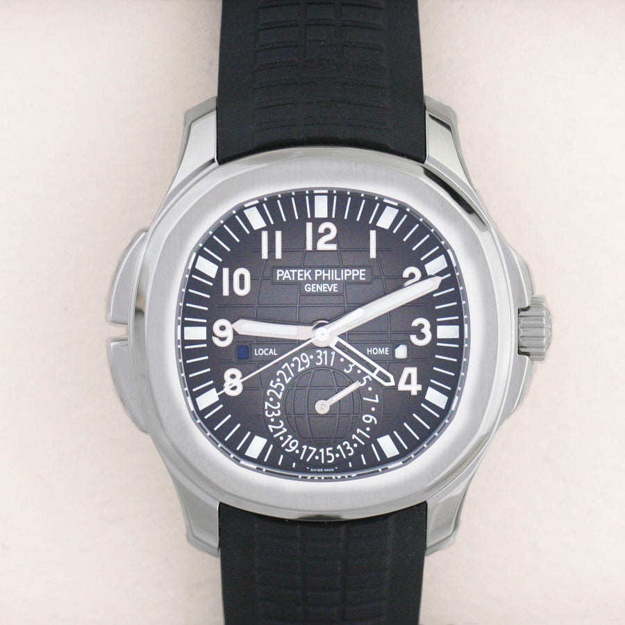 Watch - Patek Philippe Aquanaut Travel Time 5164A-001