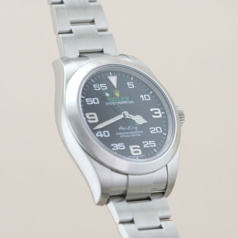 Rolex Air King 116900 - Subdial