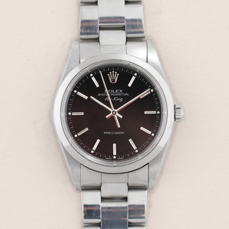 Rolex Air King 14000 - Subdial