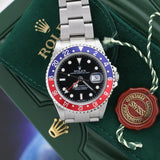 Rolex GMT-Master II 16710 Stick Dial - Subdial