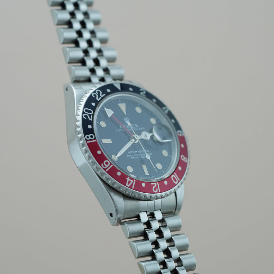 Rolex GMT-Master II Fat Lady 16760, 1984 - Subdial