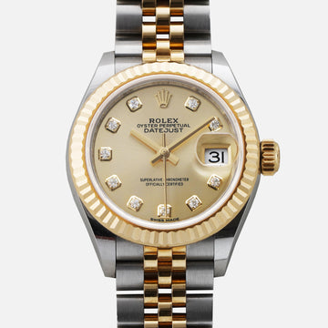 Rolex Lady-Datejust Diamond Dial - Subdial