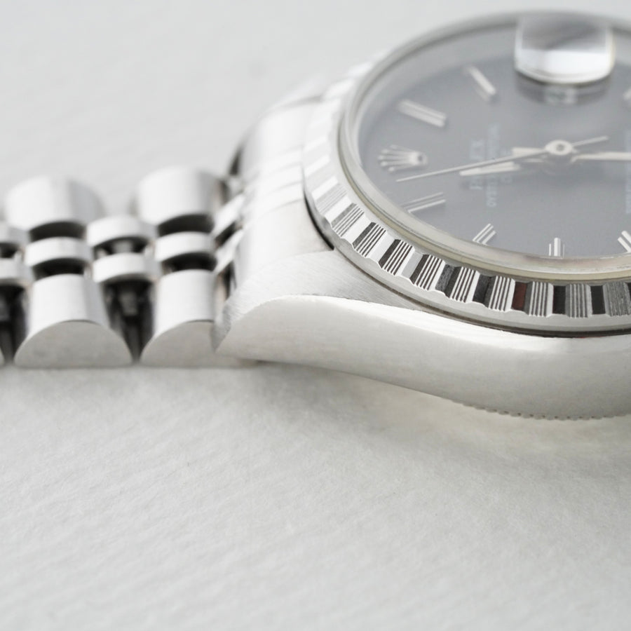 Rolex Lady-Datejust Grey Dial - Subdial