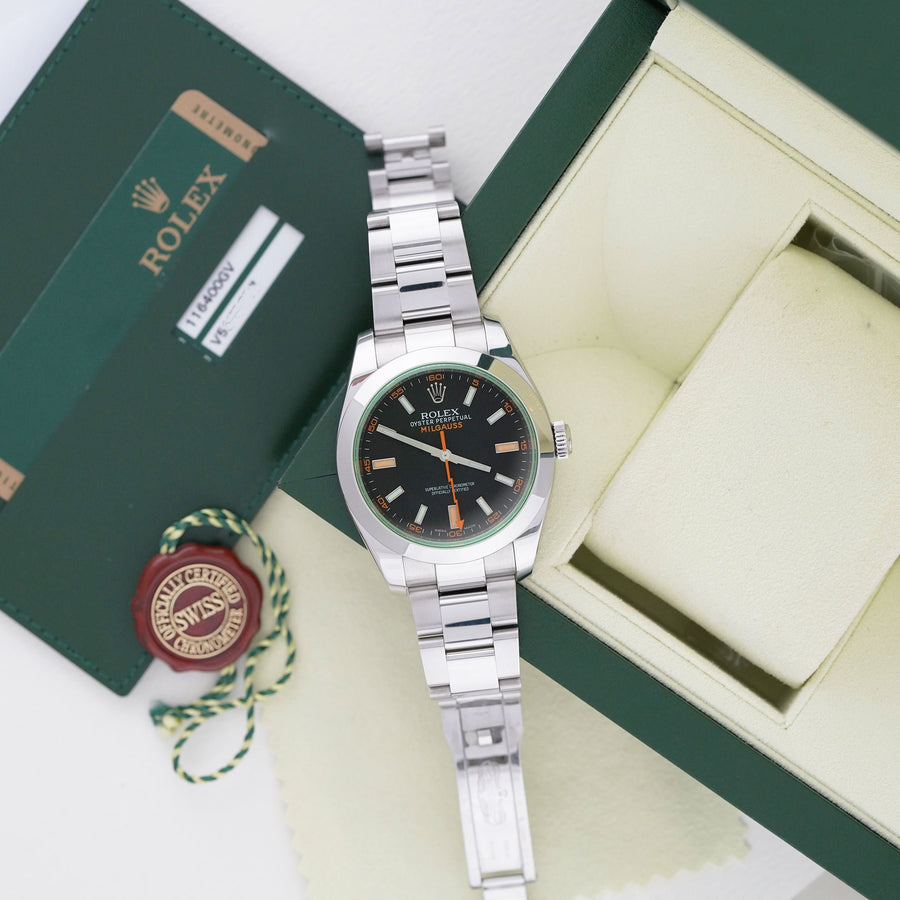 Watch - Rolex Milgauss 116400GV