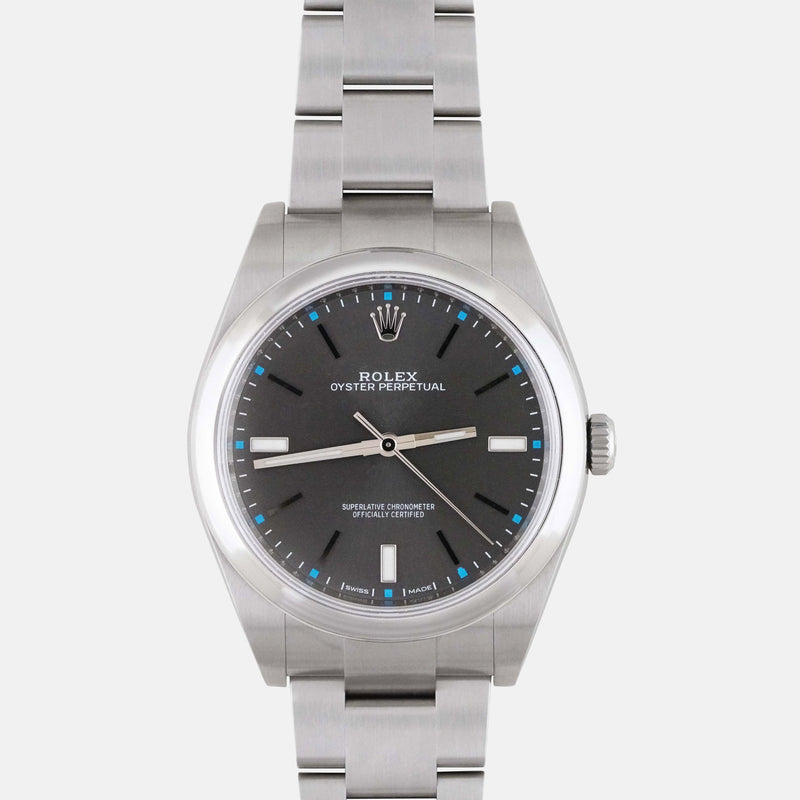 Rolex Oyster Perpetual 39 114300 - Subdial