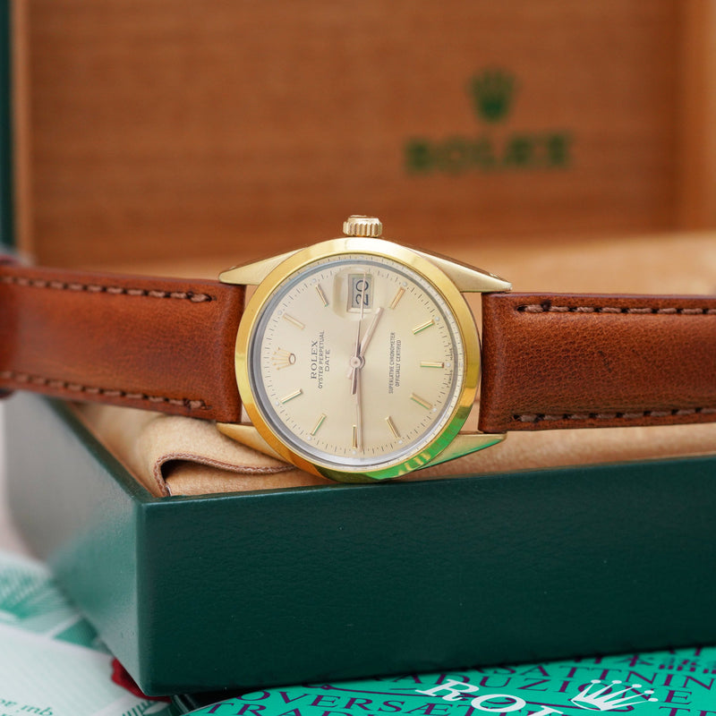 Rolex Oyster Perpetual - Subdial