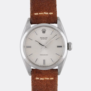 Rolex Oyster Precision Mid-size 6422 - Subdial