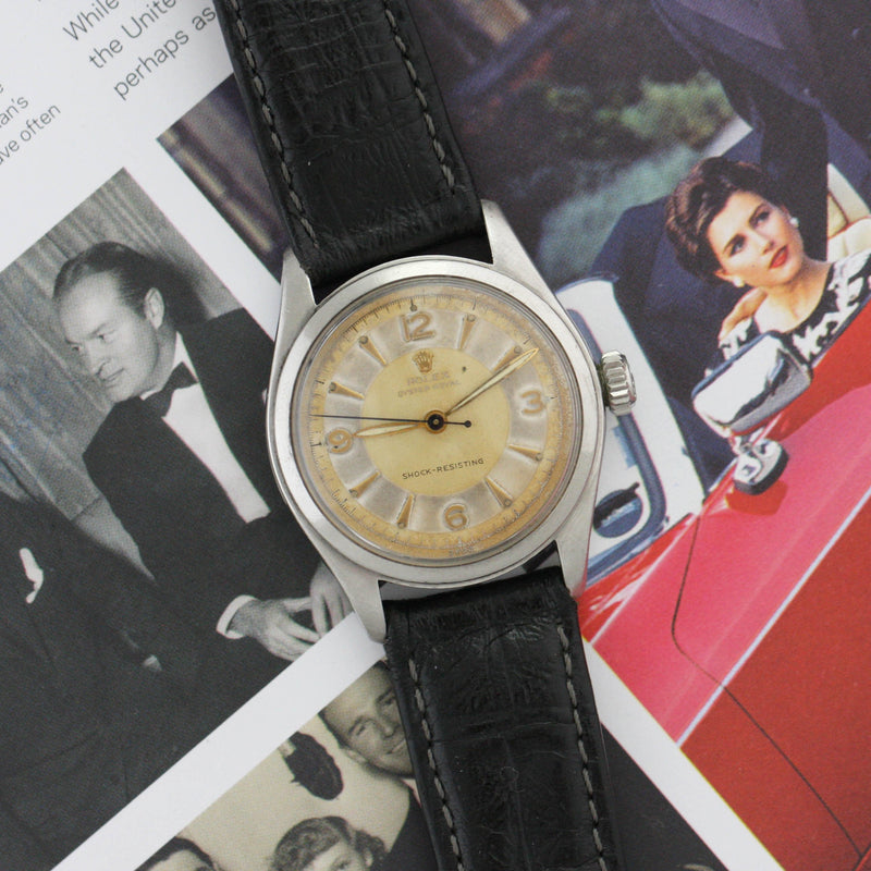 Rolex Oyster Royal 6144, 1952 - Subdial