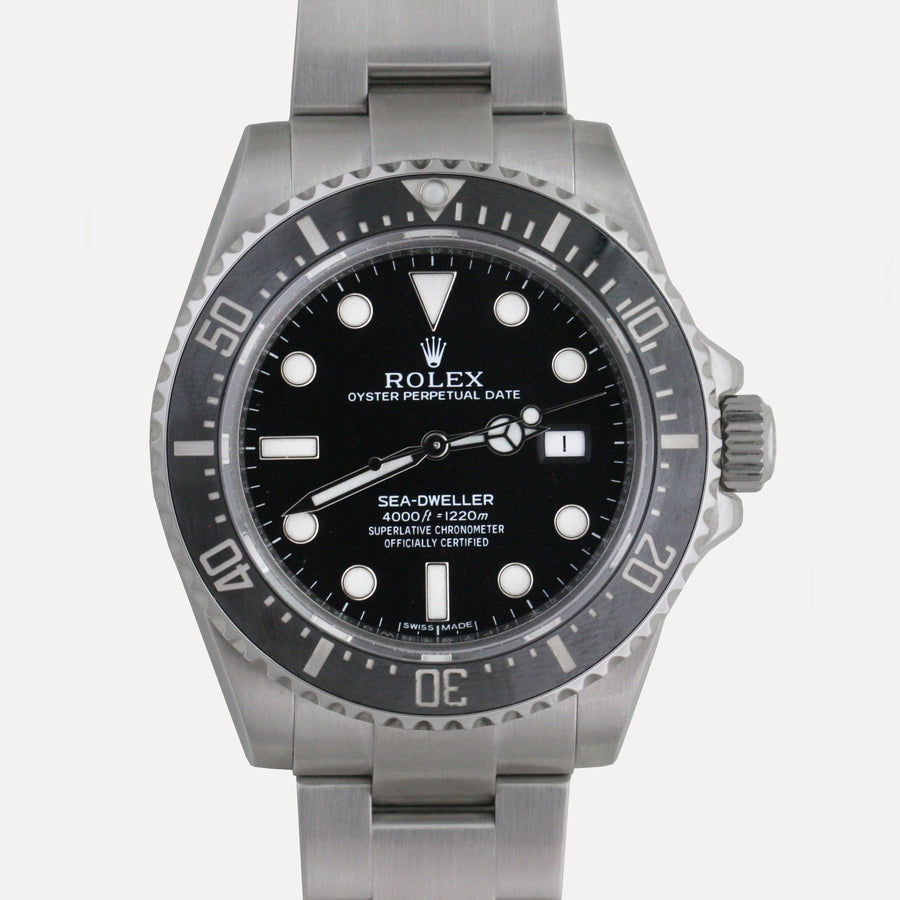 Watch - Rolex Sea-Dweller 4000, 116600
