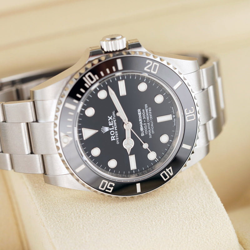 Rolex Submariner No Date 124060 - Subdial