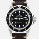 Rolex Submariner 5513 - Subdial