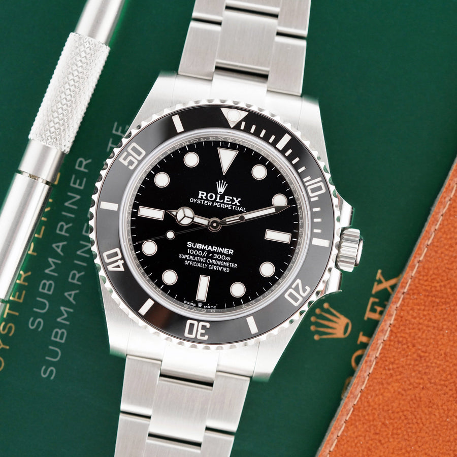 Rolex Submariner No Date 41 - Subdial