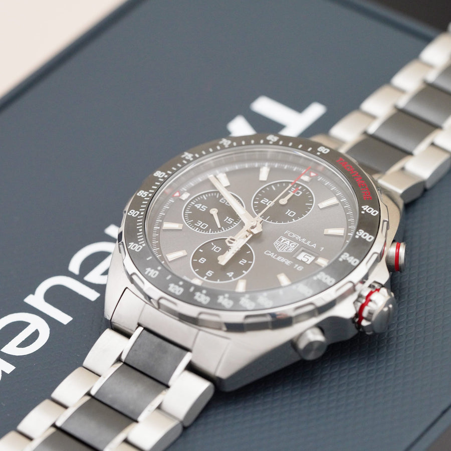 Watch - TAG Heuer Formula 1 Calibre 16 CAZ2012
