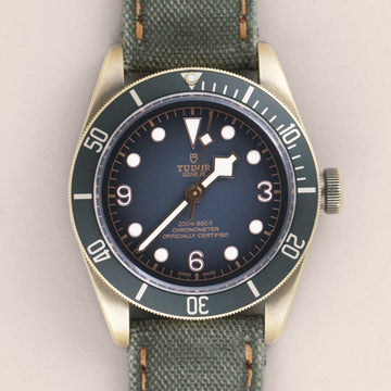 Tudor Black Bay Bronze, 2019 - Subdial
