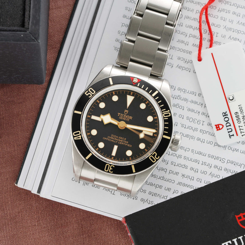 Watch - Tudor Black Bay Fifty Eight