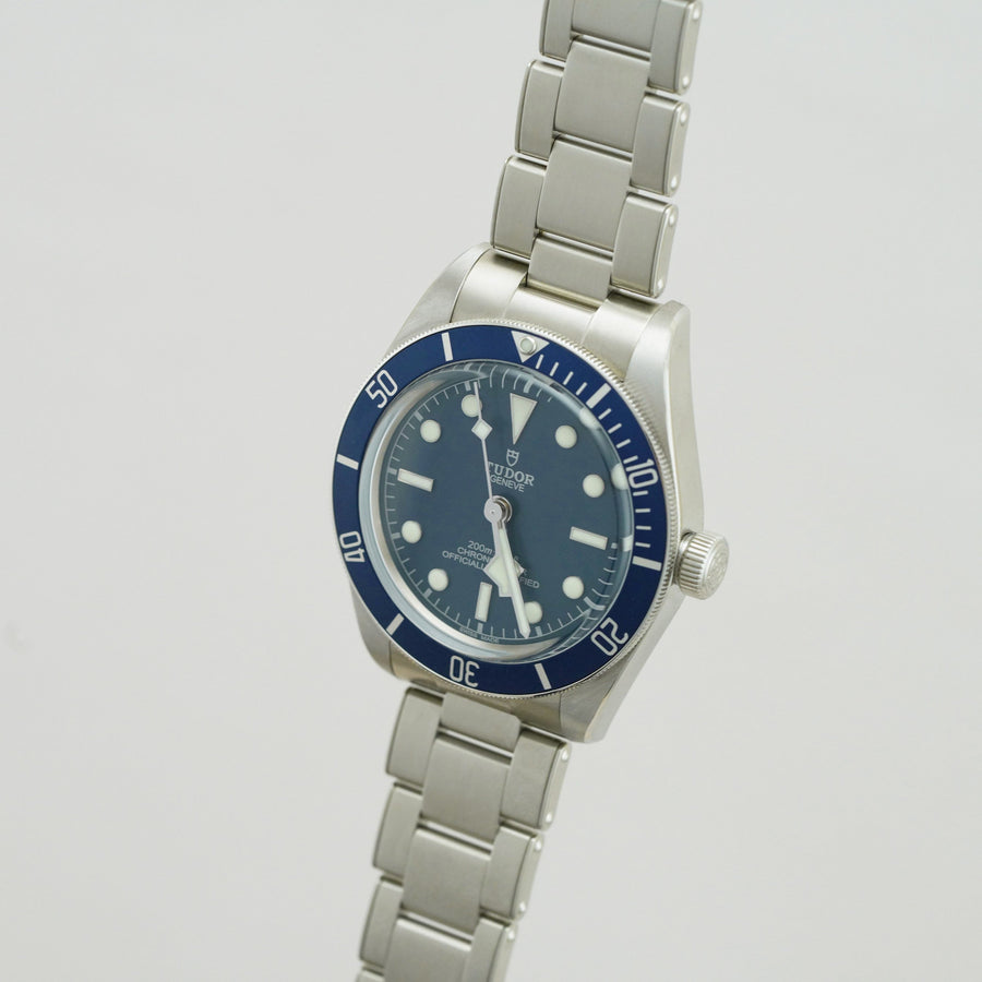 Tudor Black Bay Fifty Eight Blue 79030B - Subdial