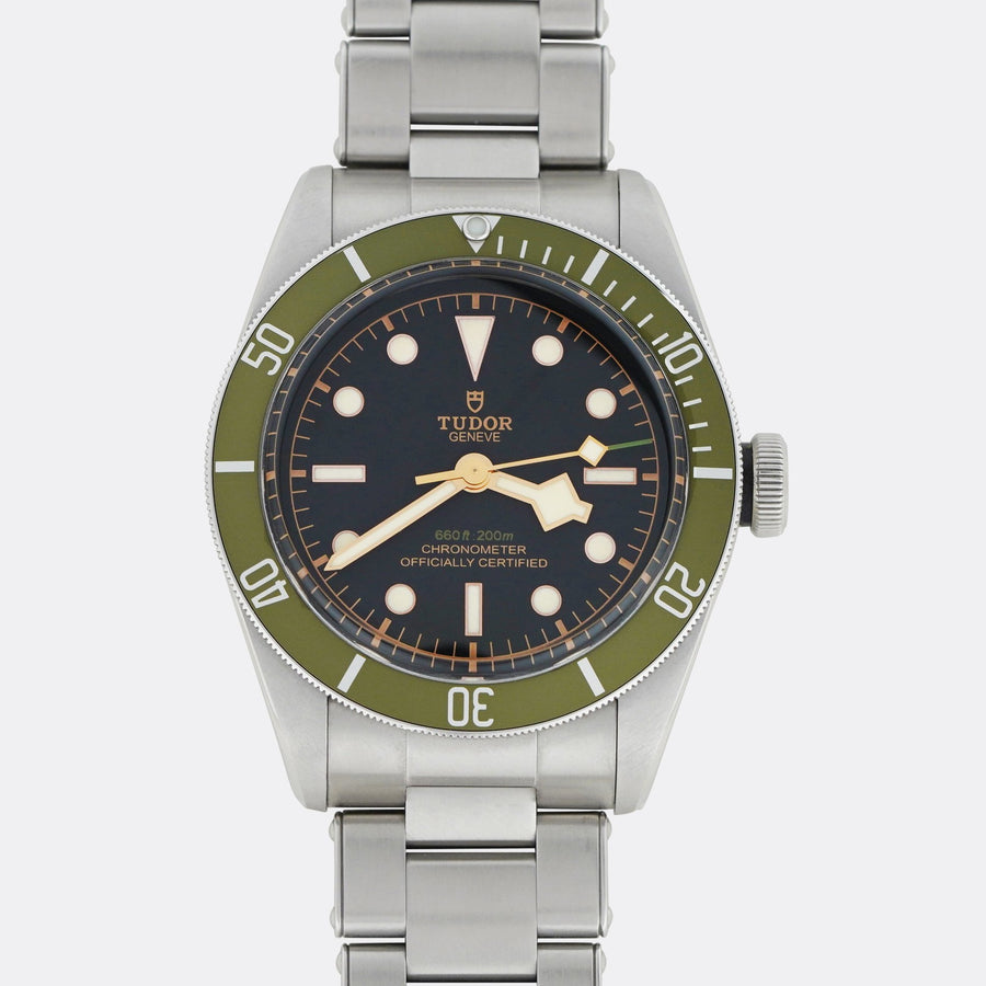 Tudor Black Bay Harrods Edition 79230G - Subdial