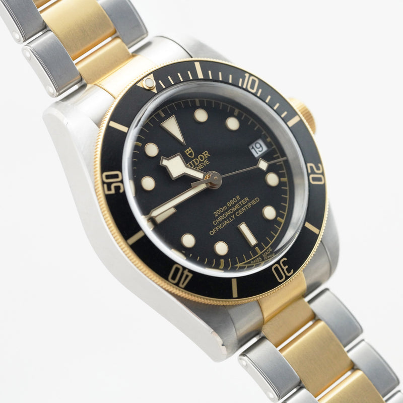 Tudor Black Bay Steel & Gold 79733N - Subdial
