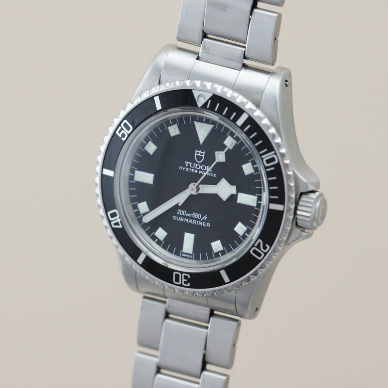 Tudor Submariner Snowflake, South African Navy, 1974 - Subdial