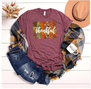 Thankful Soft Tee