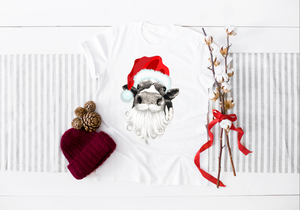 Christmas Cow Youth Tee