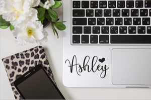 Personalized Name Decal
