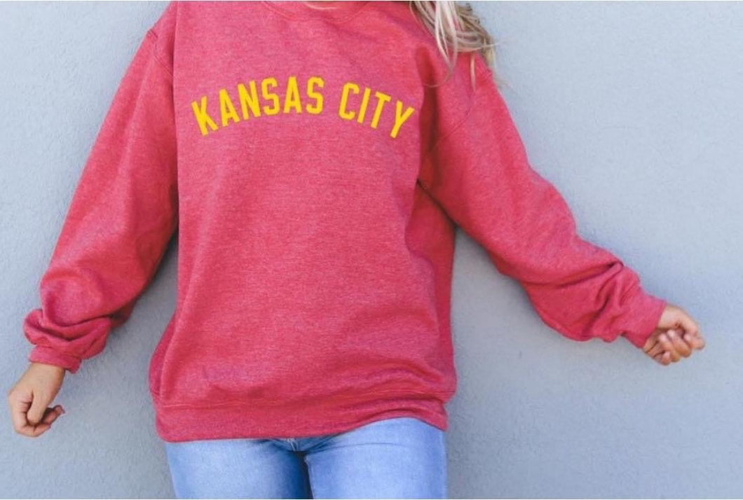 Kansas City Sweatshirt