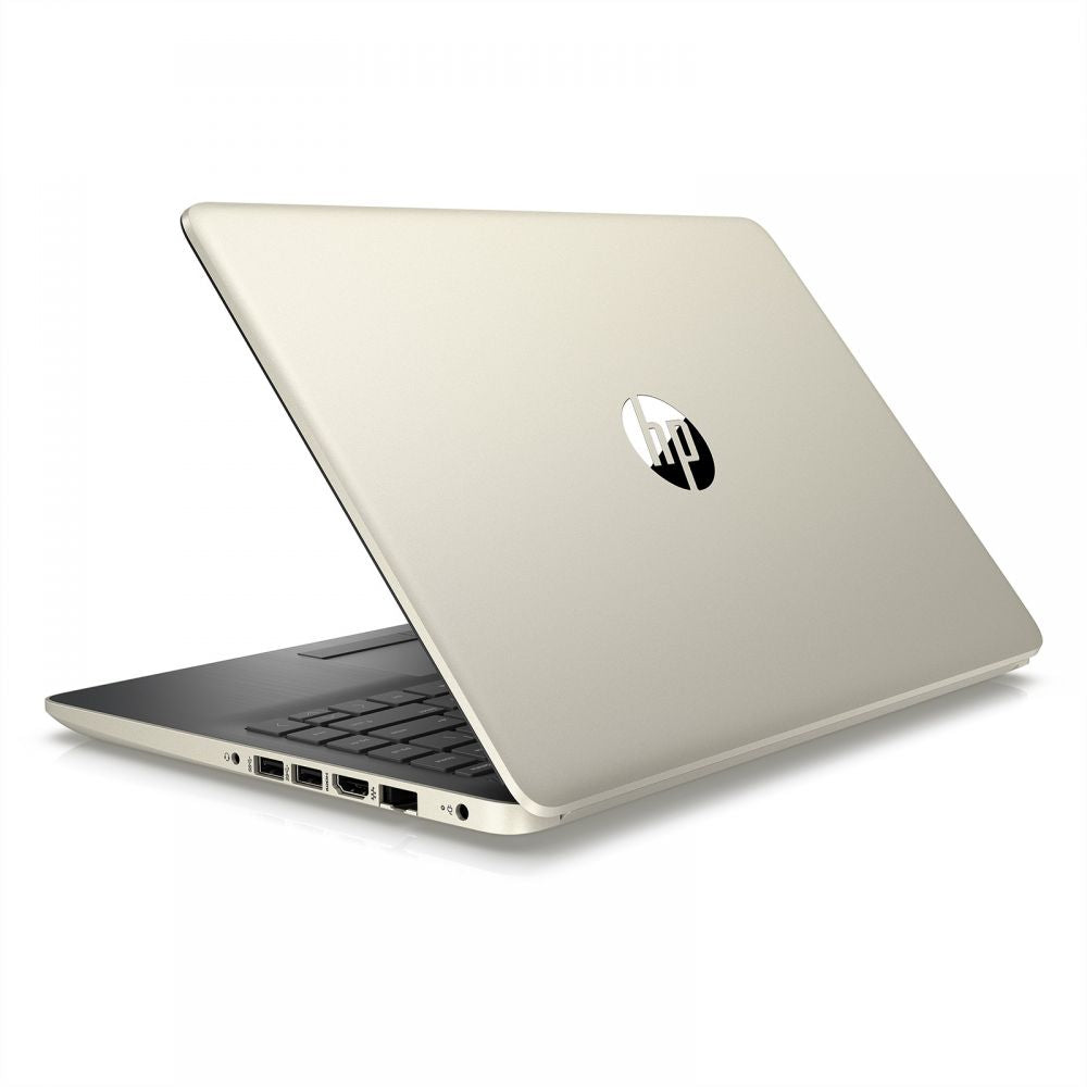 "HP 14-CF0000NE-4MX51EA  GOLD,( CORE i5  8250U, 8GB, 1TB, 14.0"" HD, WIN 10)"
