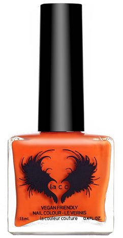Lacc Nail Polish 1961 - Bright TropIcal Orange