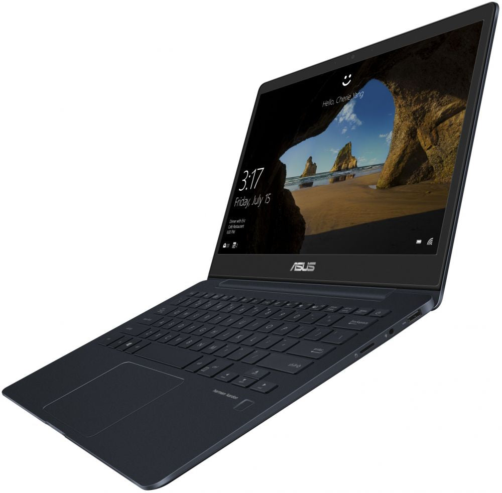 "ASUS  ZENBOOK UX331UAL-EG013T  BLUE (CORE  i 7  8550U, 8GB, 512SSD, 13.0""HD, WIN 10)"