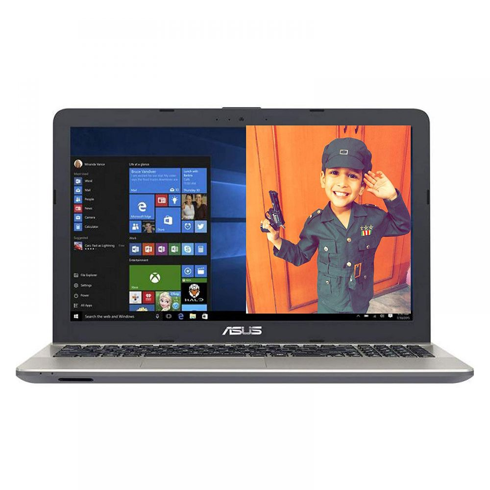 "ASUS  F541UA-X02231T  SILVER (CORE  i 3  6100U, 4GB, 1TB, 15.6"" HD,WIN 10)"