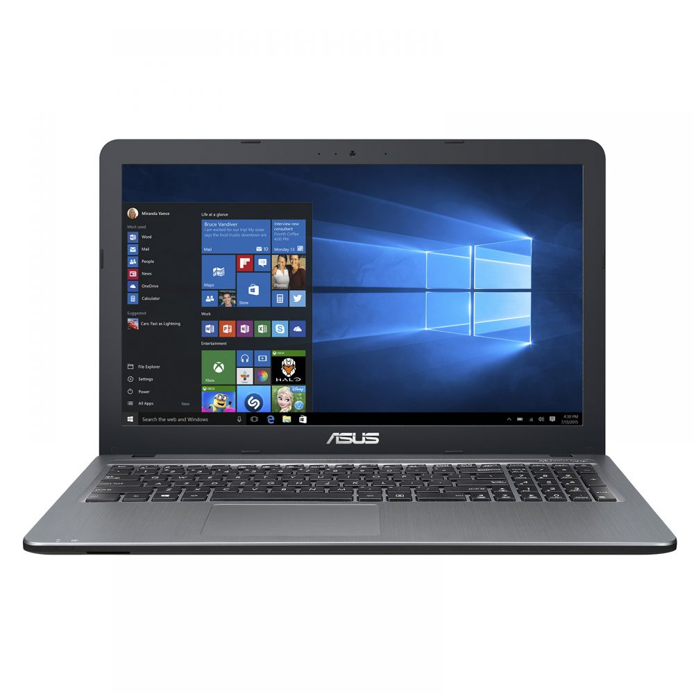 "ASUS  X540UP-DM235T  GREY(CORE i 7 8550U, 8GB, 1TB, 15.6"" HD, WIN 10)"
