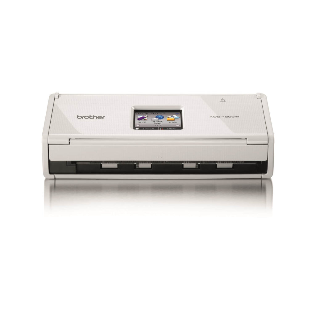 Brother wireless  ADS-1600W Compact Document Scanner