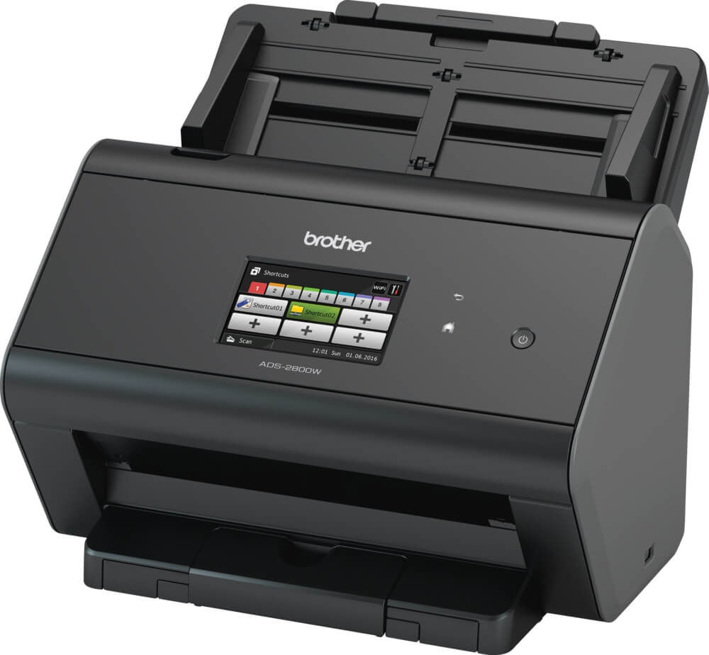 Brother ADS 2800W Professional Document Scanner