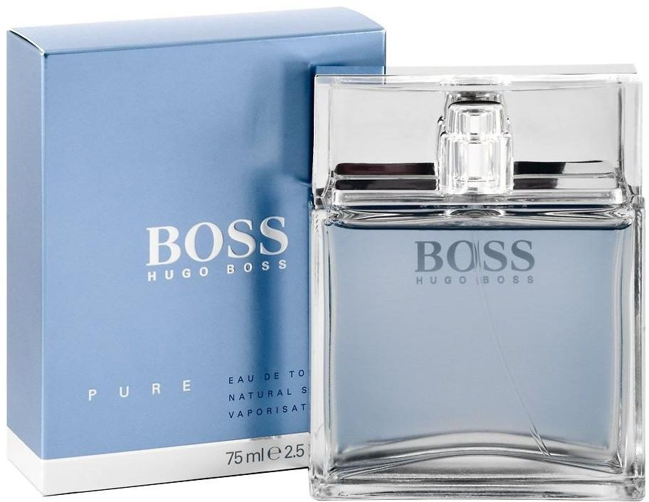 Boss Pure By Hugo Boss 75Ml L