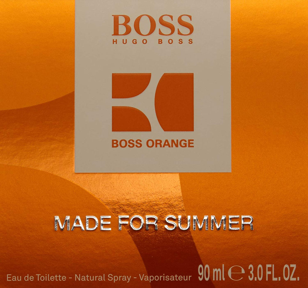 Boss in Motion Orange Made for Summer by Hugo Boss 90ml