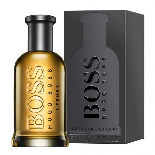 Bottled Intense by Hugo Boss for Men - Eau de Parfum, 50ml