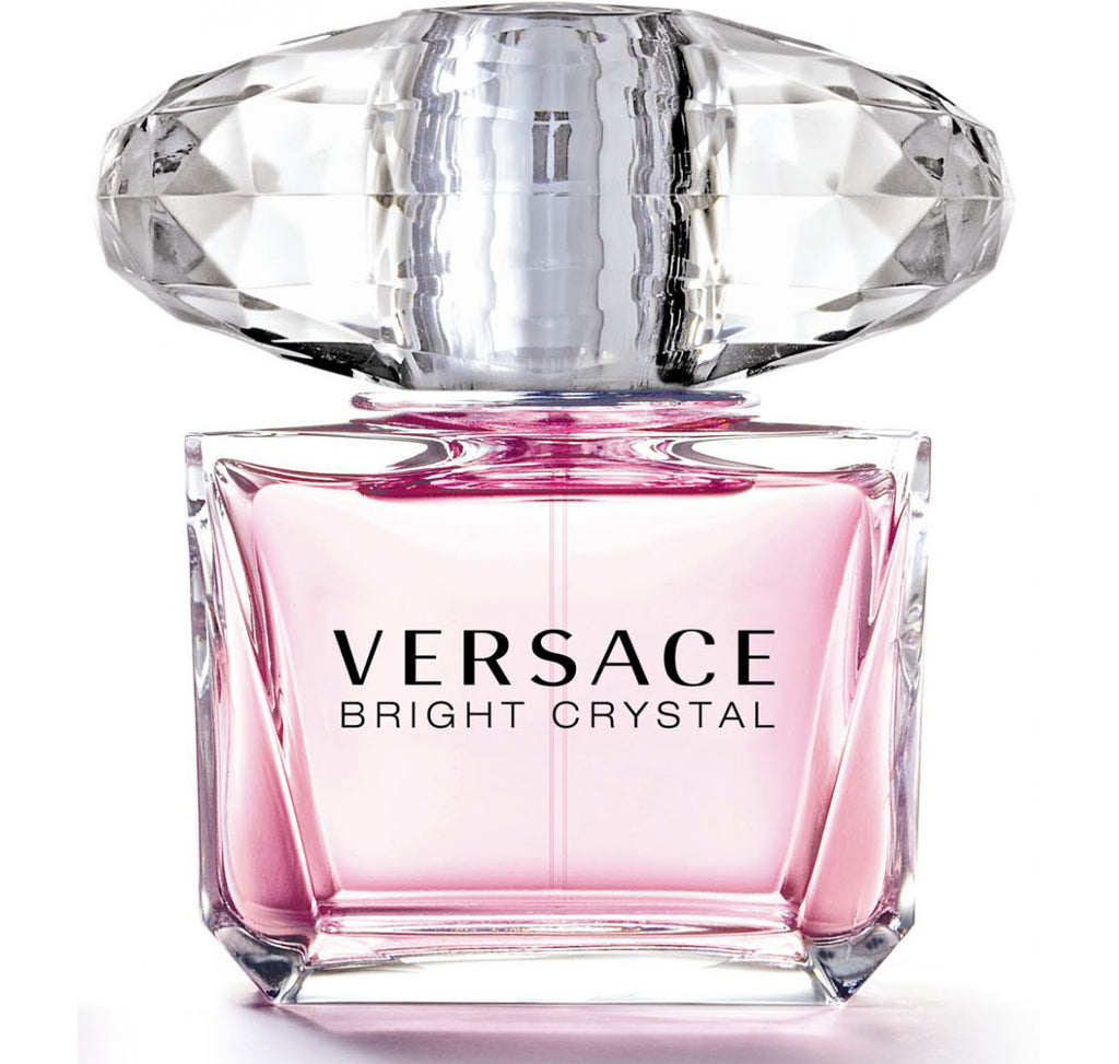 Bright Crystal by Versace for Women - Eau de Toilette, 90ml