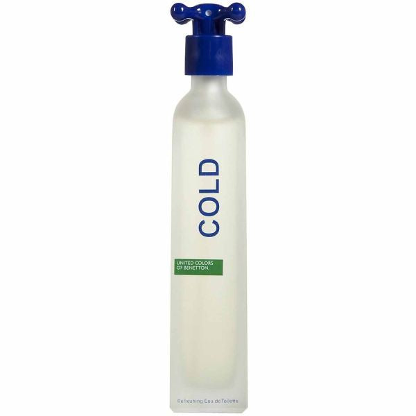 Cold By Benetton For Unisex - Eau De Toilette, 100ml