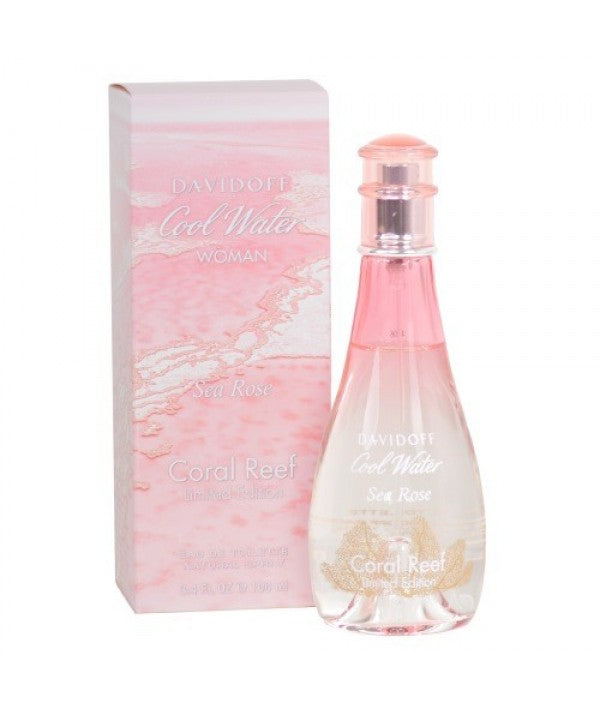 Davidoff Cool Water Sea Rose Coral Reef Edition - 100ML