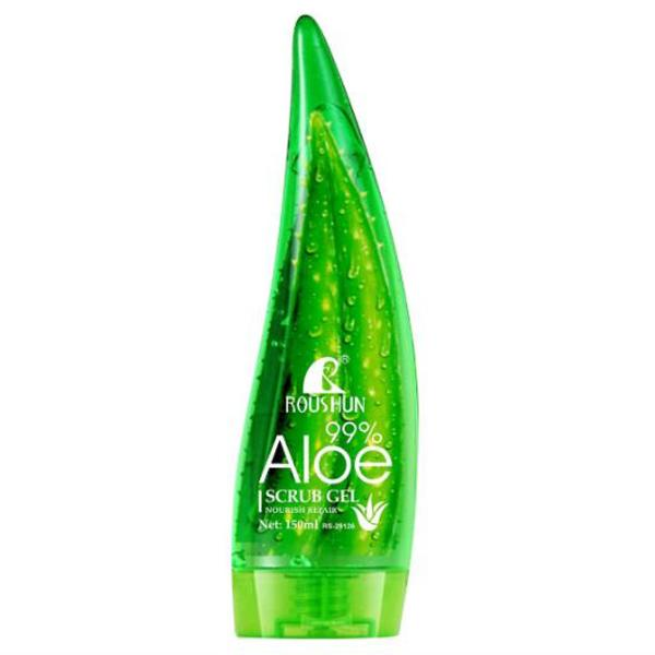 Aloe Vera 99% Facial Scrub Gel 150ml