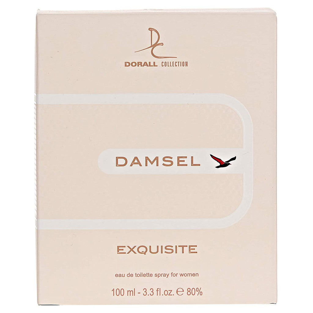 Damsel Exquisite by Dorall Collection for Women - Eau de Toilette, 100ml