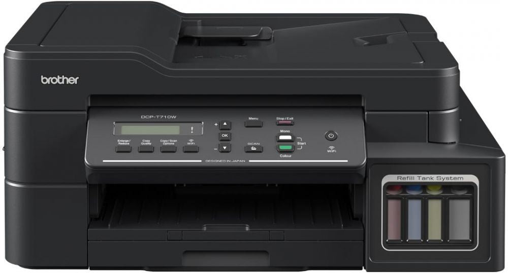Brother DCP-T710W Inkjet Multifunction Printer