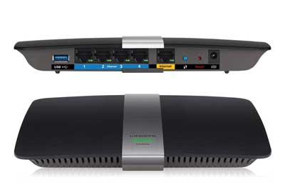 Linksys EA6200 AC900 Dual-Band WiFi Router