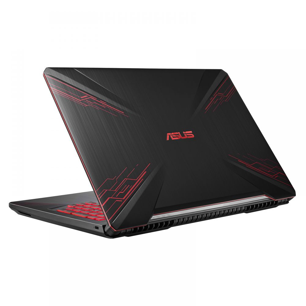 Asus TUF FX504GM-EN006T Gaming Laptop Black Metal (Intel Core i7-8750H, 15.6-Inch FHD, 1TB + 256GB SSD, 16GB, 6GB ,VGA-GeForce GTX1060, Win 10)